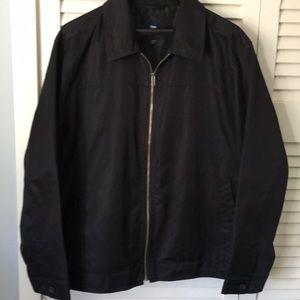 Black Vet Stylish Men's Gap Rain Jacket Size XXL
